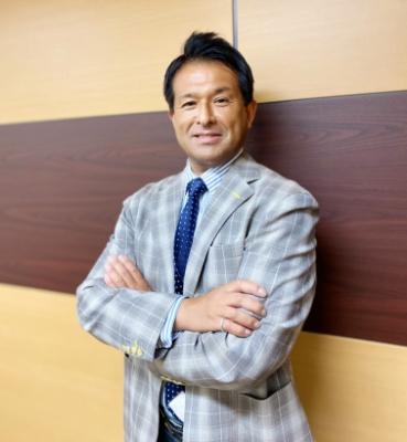 代表取締役三嶋順 写真